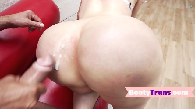 Huge ass latina tgirl.. huge ass latina